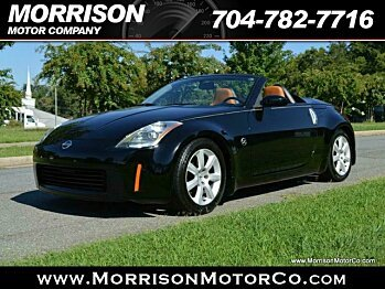 2004 Nissan 350Z Roadster for sale 100784918