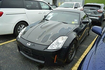 2004 Nissan 350Z Coupe for sale 100796205