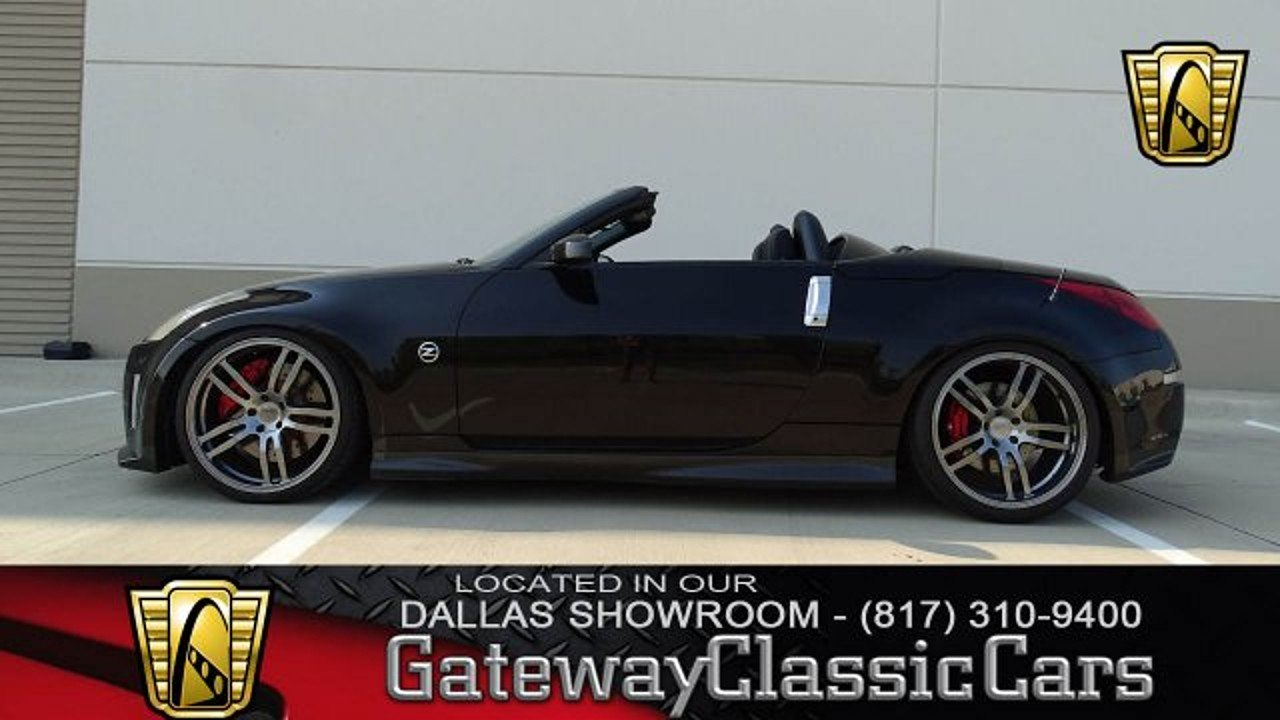 2004 Nissan 350Z Roadster for sale 100905512