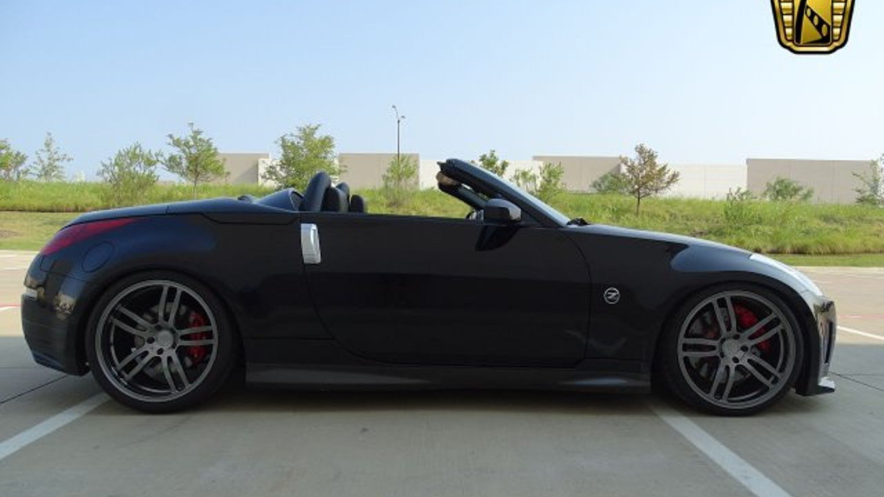 2004 Nissan 350Z Roadster for sale near O Fallon, Illinois 62269 ...