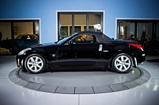 2004 Nissan 350Z Roadster for sale 100905132