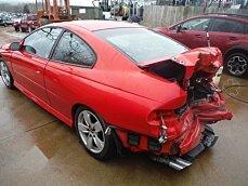 2004 Pontiac GTO for sale 100749868