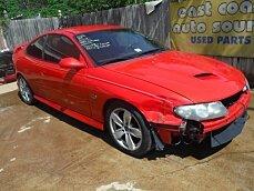 2004 Pontiac GTO for sale 100766448