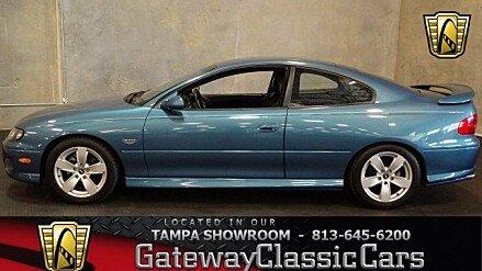 2004 Pontiac GTO for sale 100963485