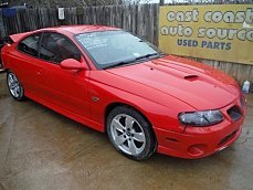 2004 Pontiac GTO for sale 100982758