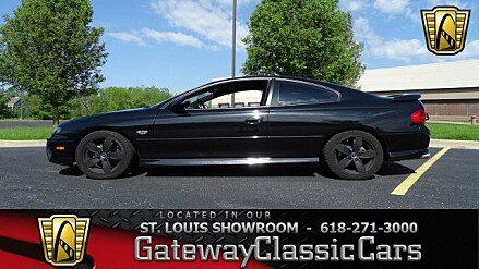 2004 Pontiac GTO for sale 100986096