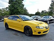 2004 Pontiac GTO for sale 100999506