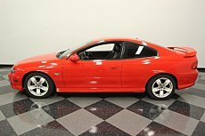 2004 Pontiac GTO for sale 101006380