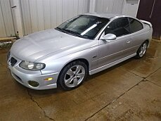 2004 Pontiac GTO for sale 101023205
