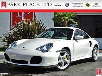 2004 Porsche 911 Turbo Coupe for sale 100770979