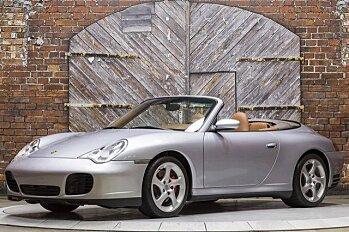 2004 Porsche 911 Cabriolet for sale 100835048