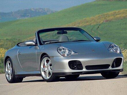 2004 Porsche 911 Cabriolet for sale 100866753