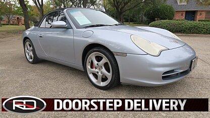 2004 Porsche 911 Cabriolet for sale 100864727