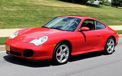 2004 Porsche 911 Coupe for sale 100880761