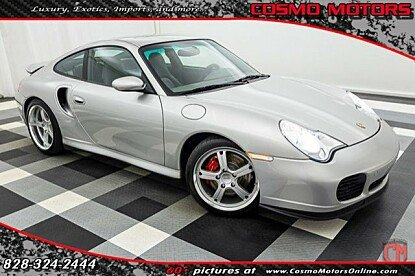 2004 Porsche 911 Turbo Coupe for sale 100890640
