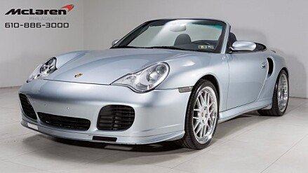2004 Porsche 911 Turbo Cabriolet for sale 100906946