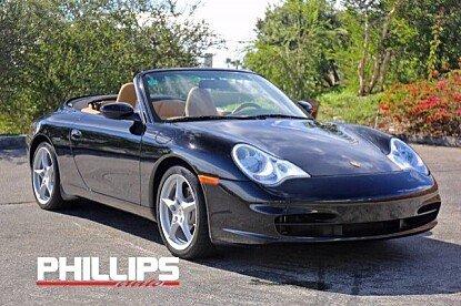 2004 Porsche 911 Cabriolet for sale 100924138