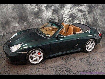 2004 Porsche 911 Cabriolet for sale 100946988