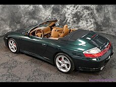 2004 Porsche 911 Cabriolet for sale 100946988