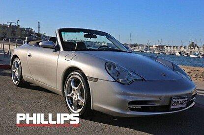 2004 Porsche 911 Cabriolet for sale 100960048