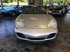 2004 Porsche 911 Turbo Cabriolet for sale 101000980