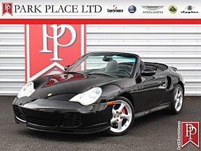 2004 Porsche 911 Turbo Cabriolet for sale 101042581