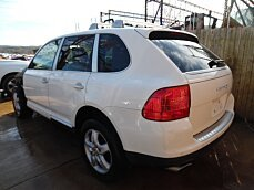 2004 Porsche Cayenne S for sale 100289923