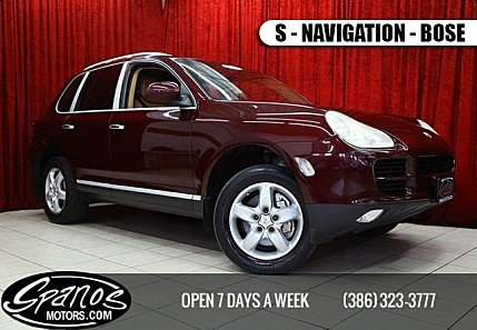 2004 Porsche Cayenne S for sale 100749901
