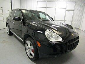 2004 Porsche Cayenne Turbo for sale 101013137