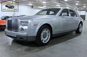 2004 Rolls-Royce Phantom Sedan for sale 100943636
