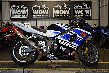 2004 Suzuki GSX-R1000 for sale 200509668