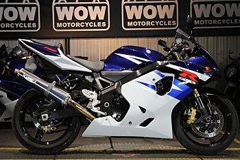 2004 Suzuki GSX-R750 for sale 200564181