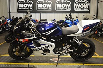 2004 Suzuki GSX-R750 for sale 200622738