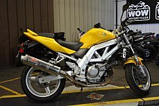 2004 Suzuki SV650 for sale 200622744