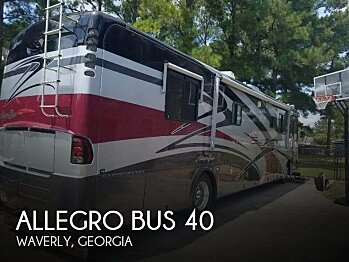 2004 Tiffin Allegro Bus for sale 300165315