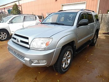 2004 Toyota 4Runner 4WD for sale 100290886