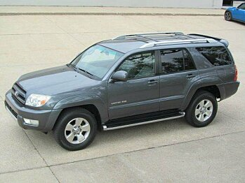 2004 Toyota 4Runner 4WD Limited for sale 100874118