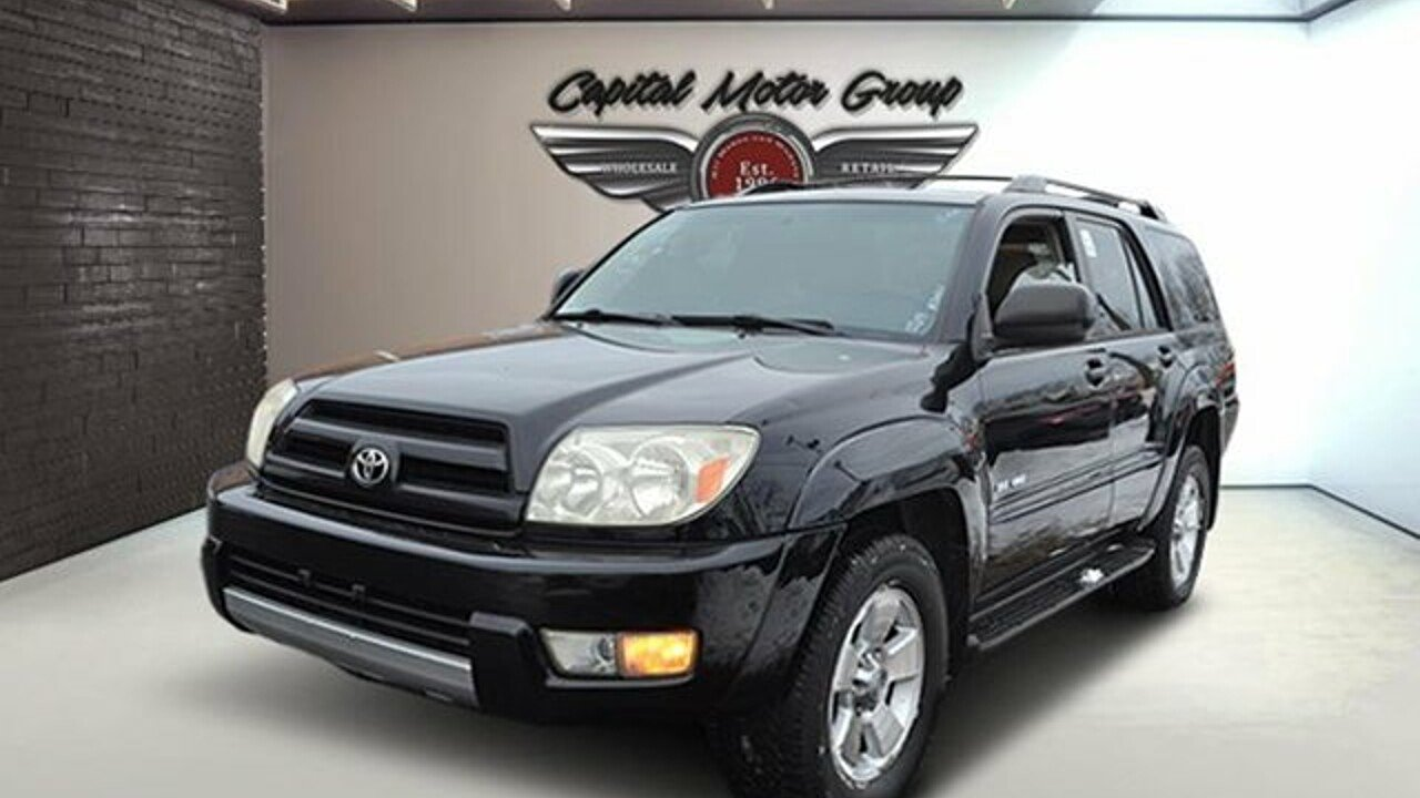 2004 Toyota 4Runner 4WD for sale 100945414