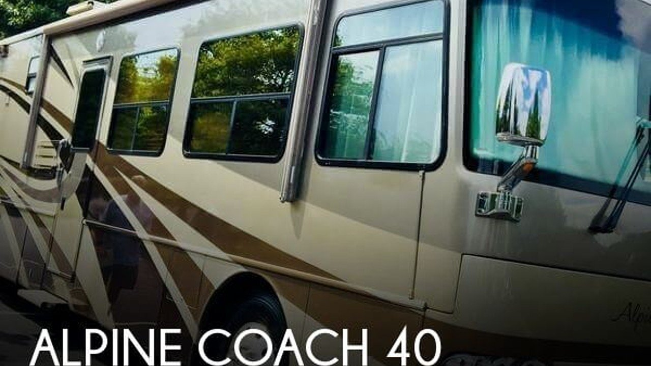 2004 Western RV Alpine for sale 300169259