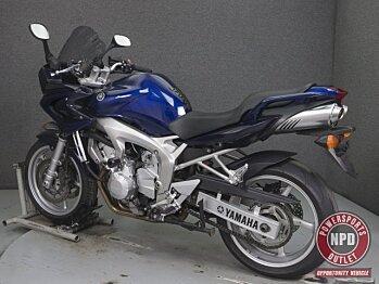 2004 Yamaha FZ6 for sale 200618110