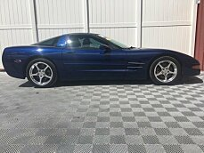 2004 chevrolet Corvette Coupe for sale 101022951