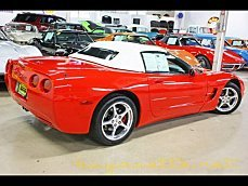 2004 chevrolet Corvette Convertible for sale 101023161