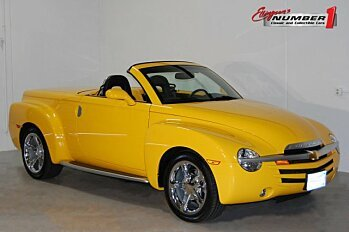 2004 chevrolet SSR for sale 100986213
