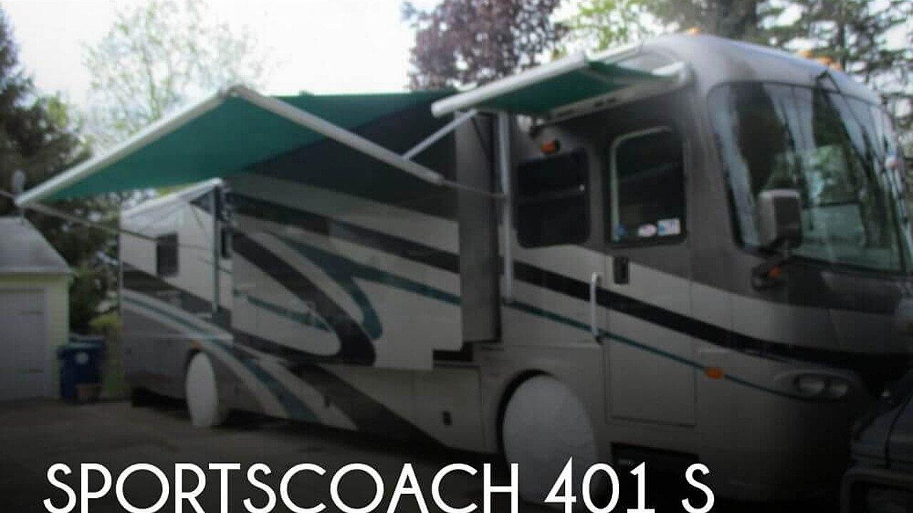 2004 coachmen Sportscoach for sale 300135568