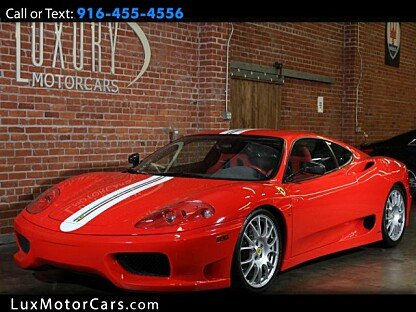 2004 ferrari 360 Challenge Stradale for sale 101008464
