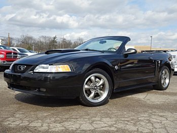 2004 ford Mustang GT Convertible for sale 100974664