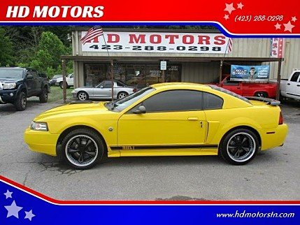 2004 ford Mustang Mach 1 Coupe for sale 101028249