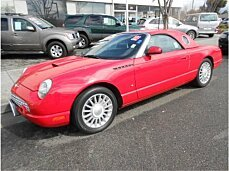 2004 ford Thunderbird for sale 100967835