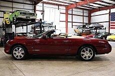 2004 ford Thunderbird for sale 101026459