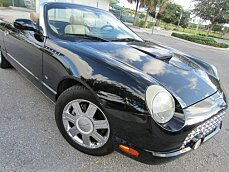 2004 ford Thunderbird for sale 101027227